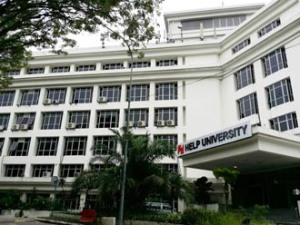 HELP University's new campus at Pusat Bandar Damansara