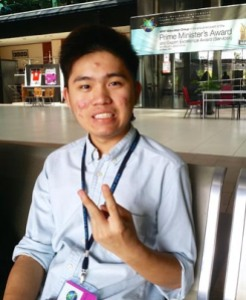 """I attended EduSpiral's Education Fair at KInta Riverfront after my SPM exam and obtained great information there. Although Asia Pacific University is famous for IT but I found out that they have a solid accounting programme and I can get a UK degree. I got a scholarship as well from APU."" Julian Hum, Accounting at Asia Pacific University"