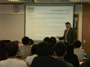 he staff from Keele Management School visit KDU College Penang twice a year to meet up with the staff and students
