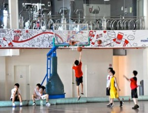 Excellent sports facilities at UCSI University provide for an all-rounded education & a healthy lifestyle