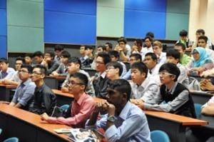 An internationalised vibrant learning environment for networking & improving your language skills at Asia Pacific University