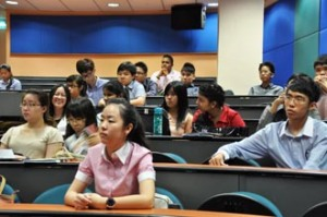Lecturers at Asia Pacific University are highly experienced and qualified
