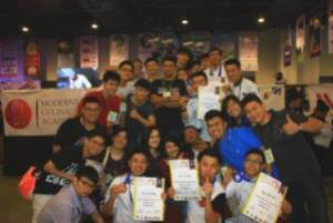 KDU College Penang competed in Philippines Culinary Cup and won 2 silver and 7 bronze medals