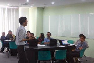 Smart Classroom at KDU Penang University College