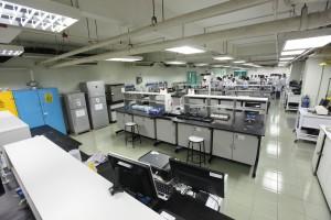 Pharmacology & Physiology lab at UCSI University