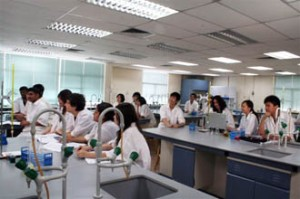 Excellent lab facilities for A-Levels Students at KDU University College Penang