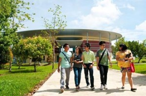 Curtin University Sarawak is a top ranking university in Malaysia with a 300-acre campus
