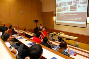Lecture Hall at KDU Penang University College