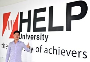 HELP University is top for Business & Psychology programmes in Malaysia