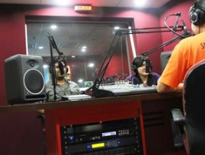 HELP University Communication students operate an in-house Radio station providing them with invaluable experience