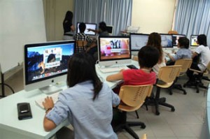 Mac lab at KDU Penang University College