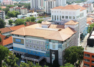 KDU University College Penang is strategically located in the heart of the city supported by technologically advanced Facilities