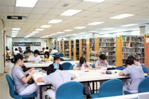 Library at KDU University College Penang