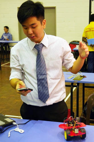 Electrician subjects to transfer from a college to a university for international student