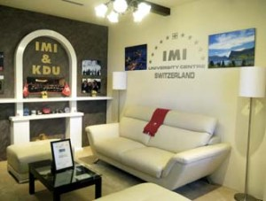 KDU College Penang is partnered with the prestigious IMI from Switzerland