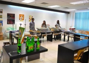 KDU Penang University College Design Students Learn In A Creative And Interactive Environment