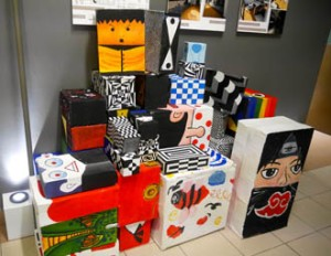 Projects by KDU Penang University College's talented Design Students