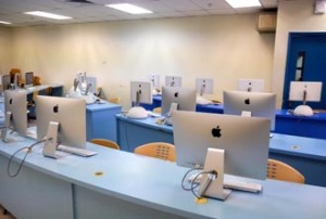 Mac Lab for design students at KDU College Penang