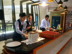 Top notch facilities at YTL International College of Hotel Management (YTL-ICHM)