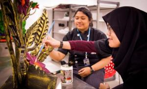Artisanat - Kitchen Artistry Room at KDU University College Utropolis Glenmarie