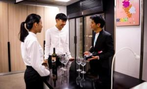 Bacchus - Wine Lab at KDU University College Utropolis Glenmarie