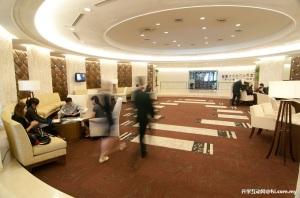 BERJAYA University College of Hospitality Lobby Area