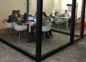Group Study rooms at HELP University Subang 2