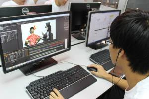 New Media Design Course at Point College