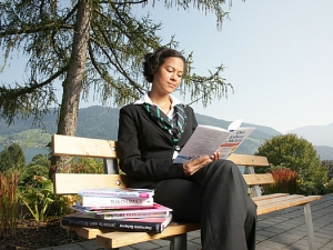 Study hospitality management in a beautiful environment at IMI Switzerland