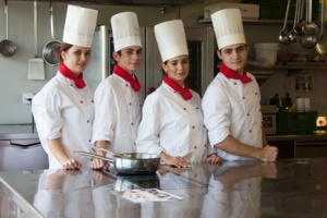 Culinary Arts students at IMI Switzerland will be awarded the degree from IMI and Oxford Brookes University, UK
