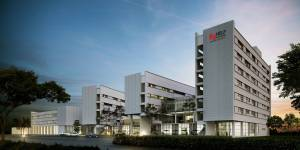 HELP University's new state-of-the-art campus at Subang 2