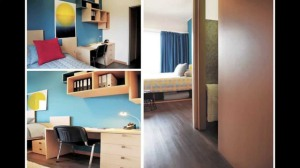 Safe and comfortable on campus accommodation at IMI Switzerland