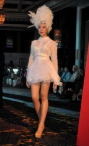 Michelle Soong's collection from Saito college. The whole collection was inspired by Marie Antoinette's life from 18th century.