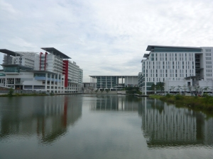 Students have access to some of the best facilities a university can offer at Taylor's Univesity