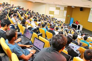 Top students from all over Malaysia choose to study at Taylor's University