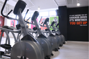 Gym at IACT College