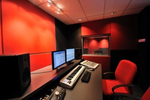 Control Room at IACT College