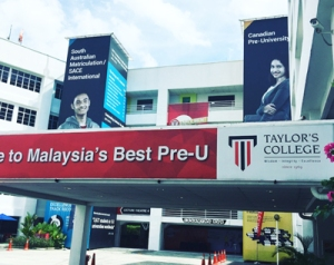 Taylor's College Subang Jaya offers the Best Pre-University courses in Malaysia