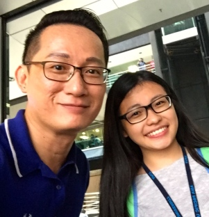 After I finished my SPM, I felt confused about my further study. Eduspiral, was so patient to answer all my questions and took us around for a campus tour.  Hui Ying, Diploma in Accounting at Asia Pacific University